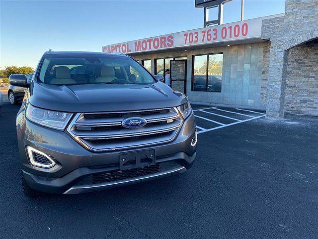 2018 Ford Edge Titanium for sale in Woodbridge, VA