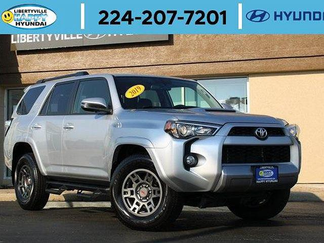2019 Toyota 4Runner SR5/SR5 Premium/Limited/TRD Off Road/TRD Off Road Premium/TRD Pro/Limited Nightshade for sale in Libertyville, IL