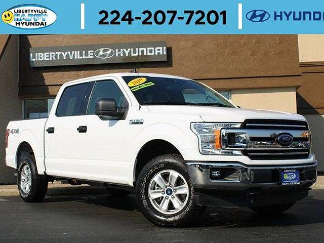 2019 Ford F-150 XLT for sale in Libertyville, IL