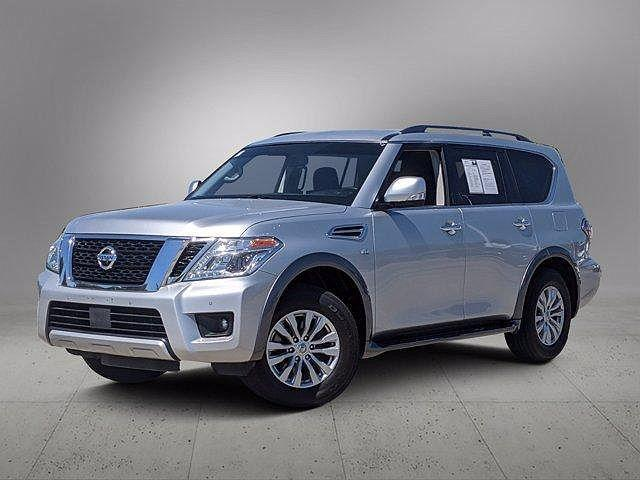 2018 Nissan Armada SV for sale in Rockwall, TX