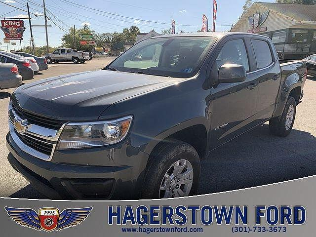 2019 Chevrolet Colorado 2WD LT for sale in Hagerstown, MD