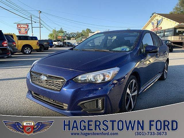 2017 Subaru Impreza Sport for sale in Hagerstown, MD