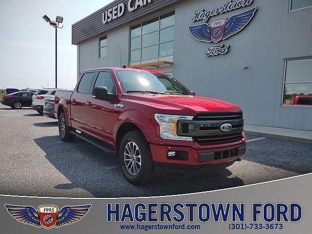 2019 Ford F-150 XLT for sale in Hagerstown, MD