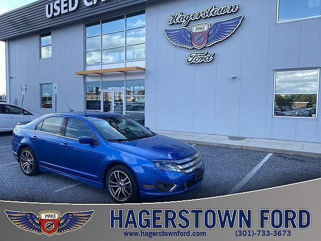 2012 Ford Fusion SPORT for sale in Hagerstown, MD