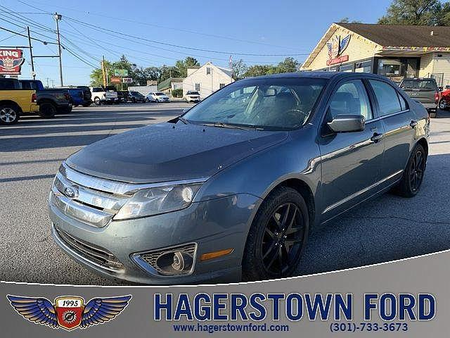2012 Ford Fusion SEL for sale in Hagerstown, MD