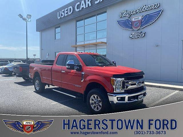 2017 Ford F-350 XLT for sale in Hagerstown, MD