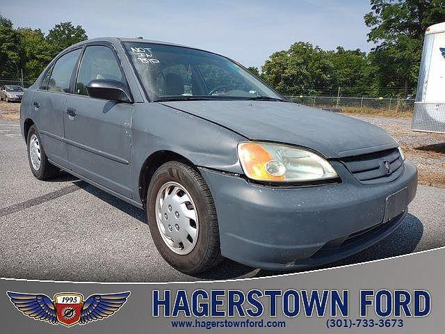 2001 Honda Civic LX for sale in Hagerstown, MD
