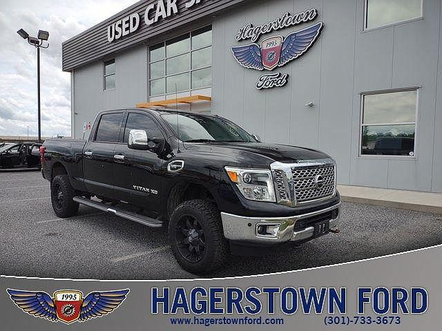 2016 Nissan Titan XD SL for sale in Hagerstown, MD