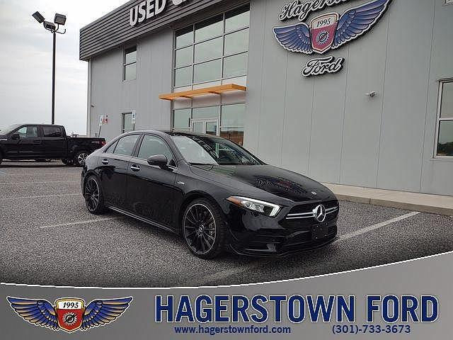 2021 Mercedes-Benz A-Class AMG A 35 for sale in Hagerstown, MD