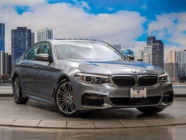 2019 BMW 5 Series 540i xDrive for sale in Lake Bluff, IL