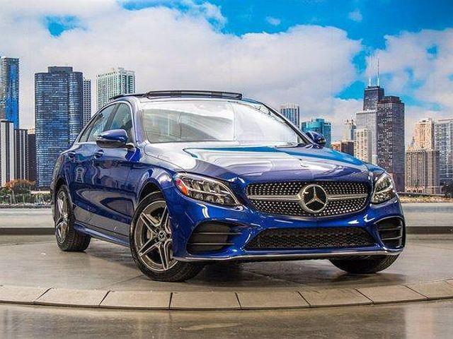 2021 Mercedes-Benz C-Class C 300 for sale in Lake Bluff, IL
