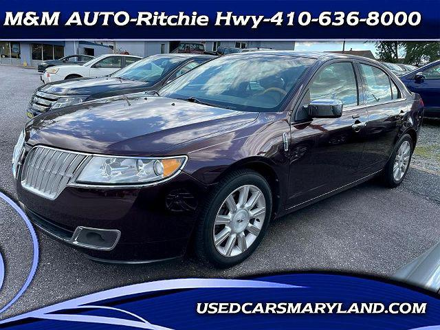 2011 Lincoln MKZ 4dr Sdn AWD for sale in Baltimore, MD