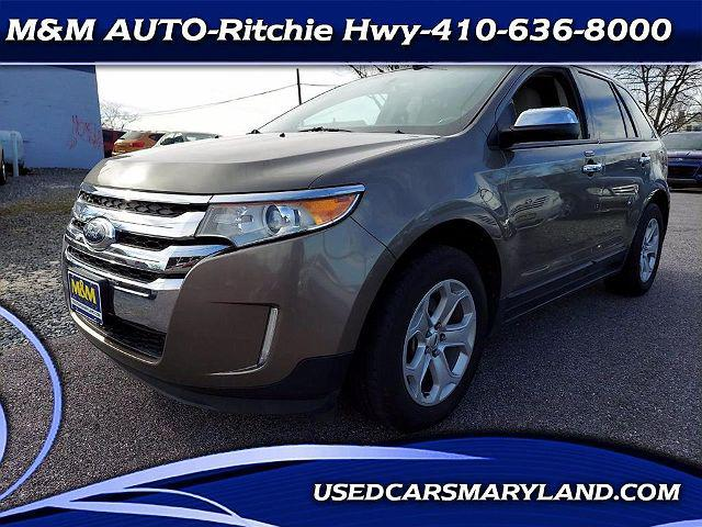 2013 Ford Edge SEL for sale in Baltimore, MD
