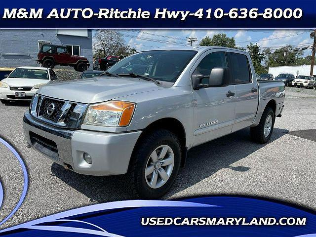 2012 Nissan Titan SV for sale in Baltimore, MD
