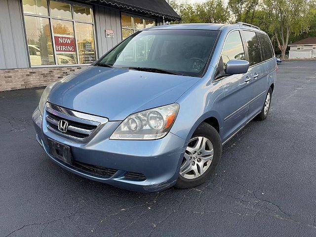 2005 Honda Odyssey EX for sale in Zion, IL