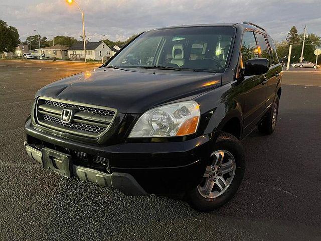 2004 Honda Pilot EX for sale in Zion, IL