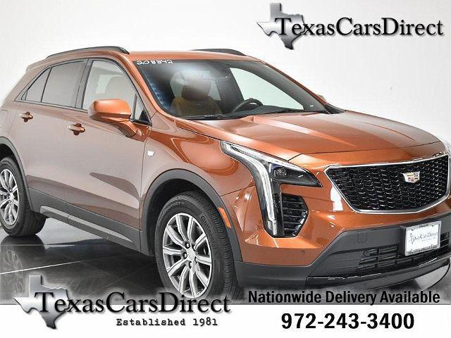 2019 Cadillac XT4 AWD Sport for sale in Dallas, TX