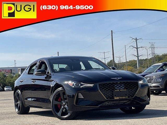 2020 Genesis G70 3.3T for sale in Downers Grove, IL