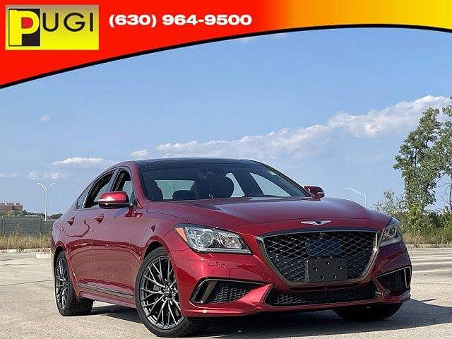2019 Genesis G80 3.8L for sale in Downers Grove, IL