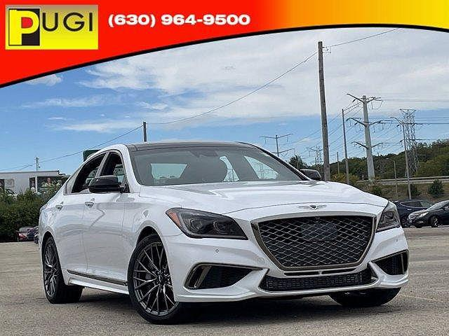 2018 Genesis G80 3.3T Sport for sale in Downers Grove, IL