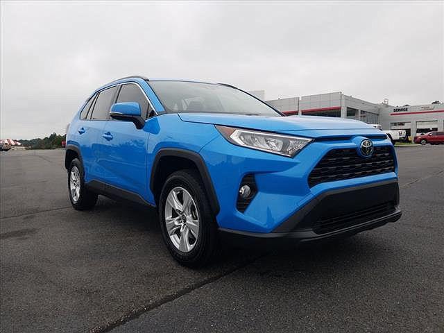 2021 Toyota RAV4 XLE for sale in Mc Donald, TN