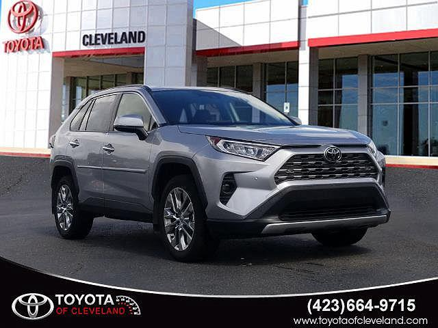 2020 Toyota RAV4 Limited for sale in Mc Donald, TN