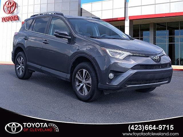 2018 Toyota RAV4 XLE for sale in Mc Donald, TN