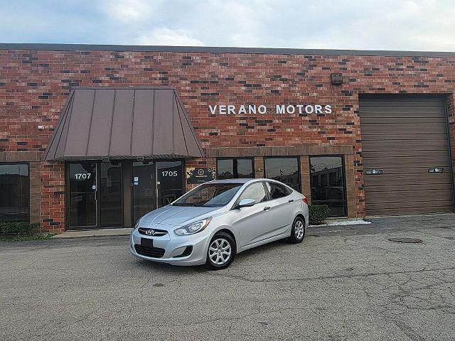 2012 Hyundai Accent GLS for sale in Addison, IL