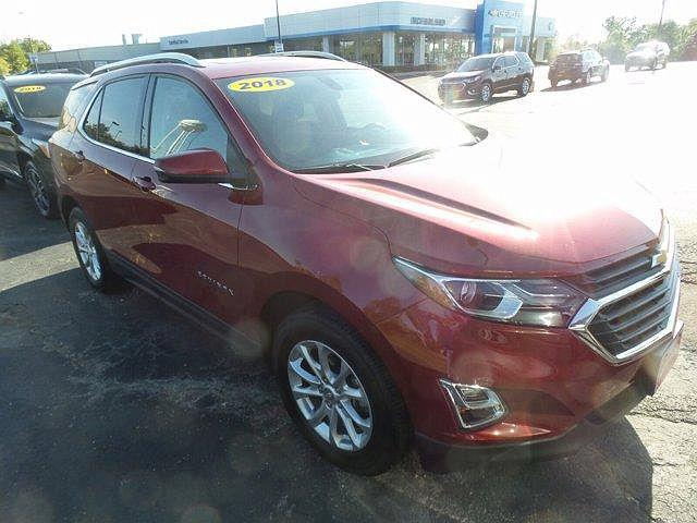 2018 Chevrolet Equinox LT for sale in Maysville, KY