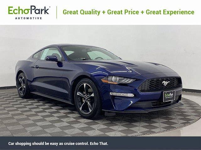 2020 Ford Mustang EcoBoost for sale in Thornton, CO