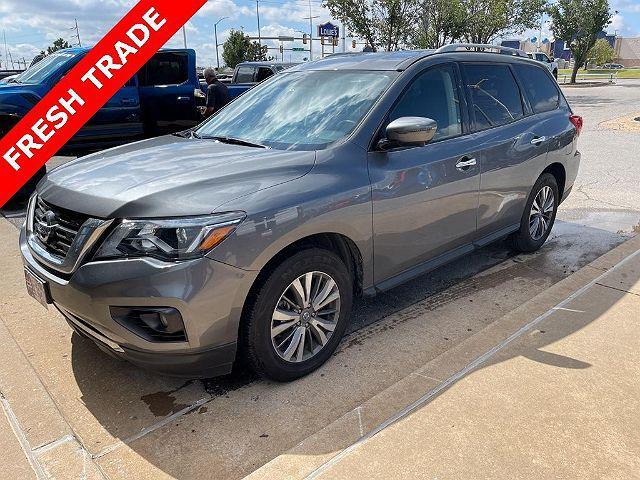 2019 Nissan Pathfinder SL for sale in Oklahoma City, OK