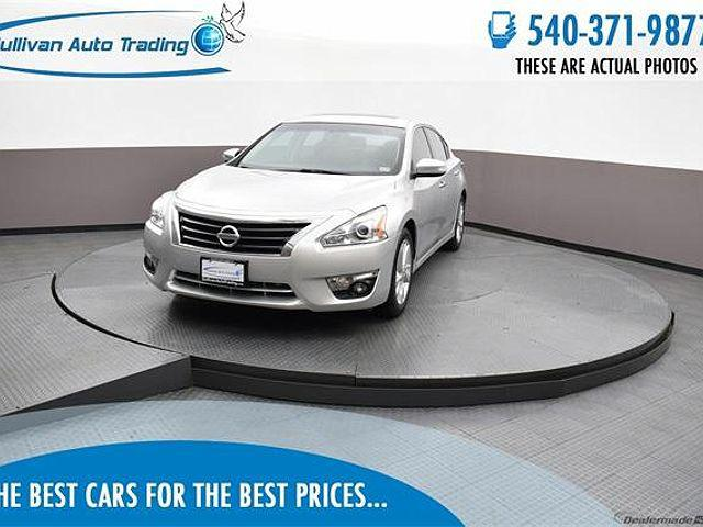 2014 Nissan Altima 2.5 SL for sale in Fredericksburg, VA