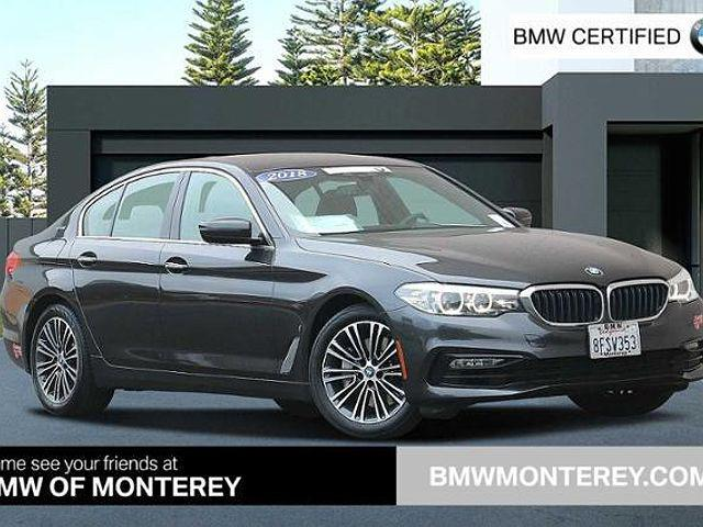 2018 BMW 5 Series 530e iPerformance for sale in Seaside, CA