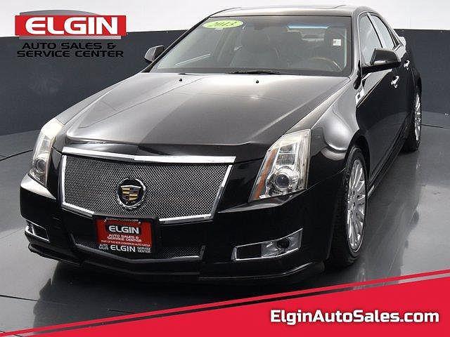 2013 Cadillac CTS Sedan Premium for sale in Elgin, IL