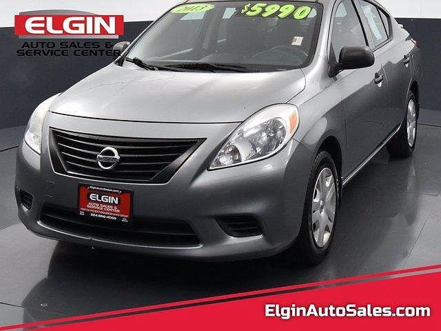 2013 Nissan Versa S Plus for sale in Elgin, IL