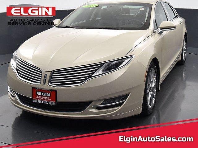 2014 Lincoln MKZ Hybrid for sale in Elgin, IL