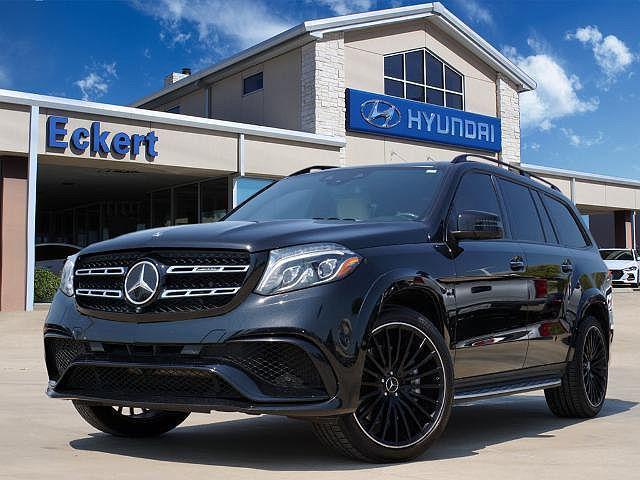 2018 Mercedes-Benz GLS AMG GLS 63 for sale in Denton, TX