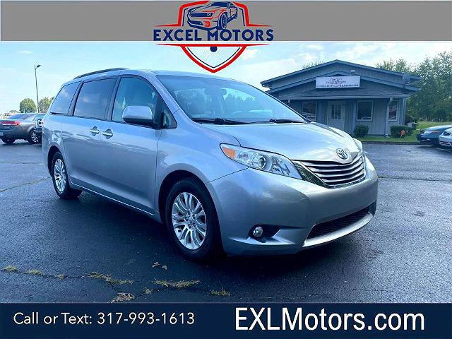 2011 Toyota Sienna Ltd for sale in Plainfield, IN