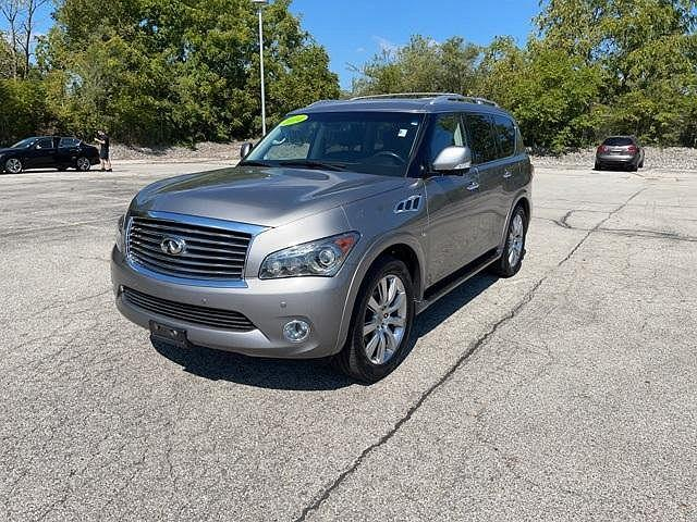 2014 INFINITI QX80 4WD 4dr for sale in Merrillville, IN