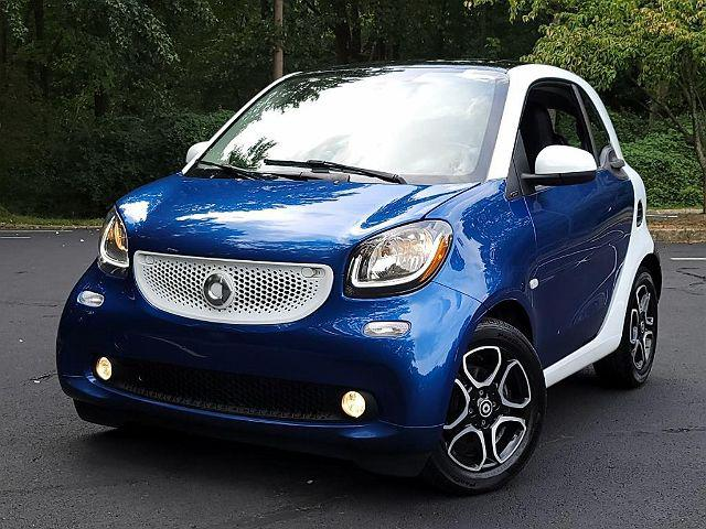 2017 smart fortwo prime for sale in Silver Spring, MD