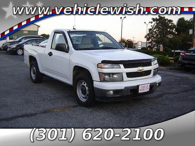 2012 Chevrolet Colorado Work Truck for sale in Frederick, MD