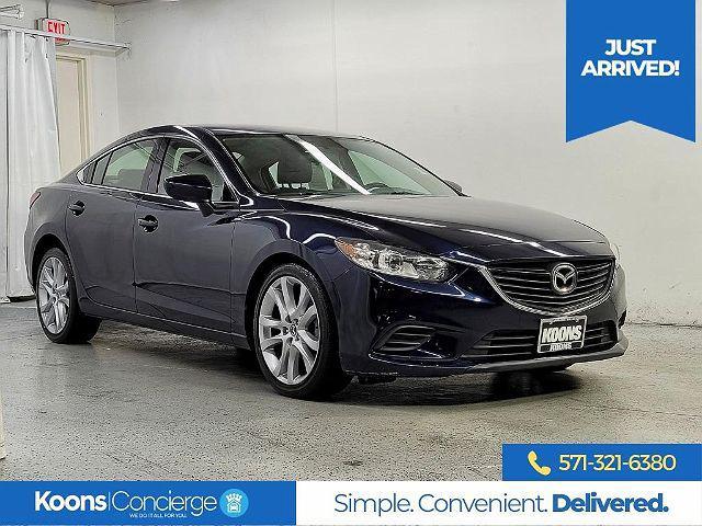 2016 Mazda Mazda6 i Touring for sale in Arlington, VA