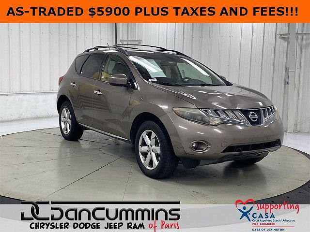 2009 Nissan Murano SL for sale in Paris, KY