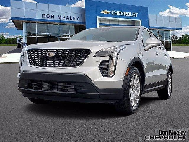 2021 Cadillac XT4 FWD Luxury for sale in Clermont, FL