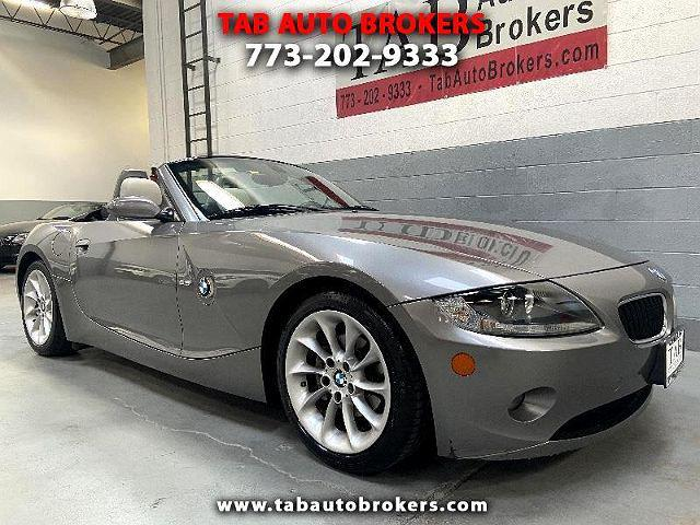 2005 BMW Z4 2.5i for sale in Chicago, IL