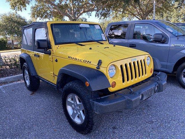 2008 Jeep Wrangler Rubicon for sale in Orlando, FL
