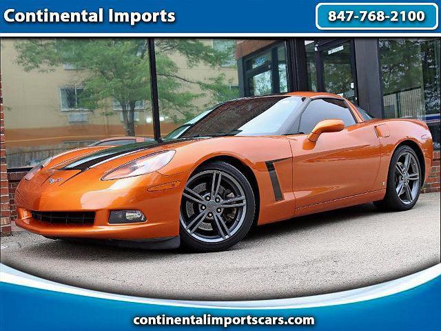2008 Chevrolet Corvette 2dr Cpe for sale in Des Plaines, IL