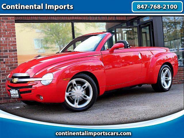 2004 Chevrolet SSR LS for sale in Des Plaines, IL