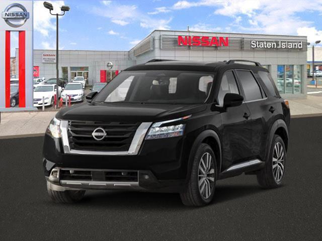 2022 Nissan Pathfinder SV [1]