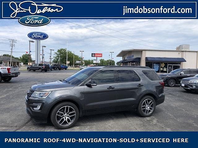 2017 Ford Explorer Sport for sale in Winamac, IN